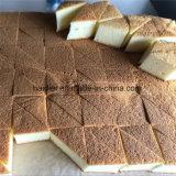 デジタルPLCの制御システムが付いているパン屋のスライス機械かフルオートマチックのケーキのスライサー
