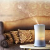 Aromatheraryのプラスチックファン超音波ホーム香りの拡散器