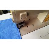 Ultrasonidos de máquina de coser ropa para médicos