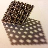 Más barato bolas magnéticas &3mm 5mm 216PCS estuches con tin box