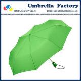 """Colore verde piegante automatico su ordinazione 21 dell'ombrello """""""