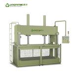 machine à bois Voiture de presse spéciale de mousse