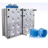 Form-Unterseiten-Prototyp-Beispieldruckgießenform-Spritzen-Plättchen-Block