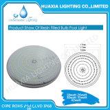 Indicatore luminoso subacqueo della piscina riempito resina di RGB PAR56 LED