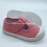 Los niños de la inyección de lona zapatos casual zapatos Calzado (SD0615-5)