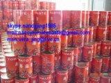 Tomatenkonzentrat Brix 28-30% in der aseptischen Trommel des Beutel-220L