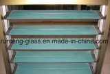 8mmは酸によってエッチングされたルーバーガラスを曇らした