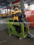Faser-Ausschnitt-Maschinen-Heizfaden-Scherblock-Zeilen-komprimierte und direkte Ausschnitt-Maschine
