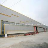 Edificio de calidad superior del almacén de la estructura de acero de China y del taller de la estructura de acero