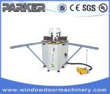 Ce Certification Alu-Window-Door Alumínio Window Corner Combination Machine