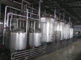 Linha de Processamento de Leite Pasteurizado Sanitário com Alimentos Automáticos Completos