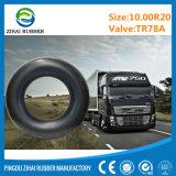 1000-20 chambre à air de pneu de camion de caoutchouc butylique