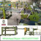 기계장치를 만드는 중국 공급 합판 코어 베니어 건축업자 기계 지면 기질