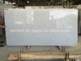 De witte Luna van het Graniet van het Graniet Grijze Plakken van het Graniet van de Parel