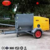 Marché de l'UE Entièrement Automatique Machine de pulvérisation de mortier de béton humide