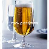 Helder bierglas, capaciteit 380 ml, hoogte 183 mm, OEM/ODM-service beschikbaar