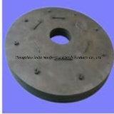 Cubierta resistente al calor de placas de Tungsteno con hábil Fabricación