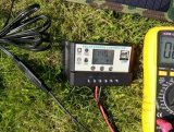 100W de grote Zak van de Lader van de ZonnedieMacht van het Apparaat van de Macht Mobiele Vouwbare in de Radio van het Leger wordt gebruikt