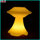 半分のGlobo装飾的なランプLED再充電可能な表UFOランプ