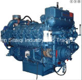 Baudouin 8m26 Marine Motor Diesel para Buque / Buque (650HP ~ 750HP)