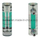 Débitmètre d'acrylique de zone variable Pipeline Rotameter débitmètre air