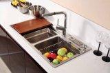 De Lak die van Pool Eenvoudige Keukenkasten (zz-059) schilderen