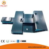 Pile secondarie del pacchetto della batteria dell'alta energia 24V 250ah 500ah 1.5kw LiFePO4 per i comitati solari