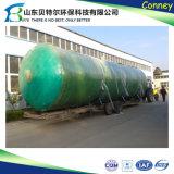 Завод по обработке нечистот пакета для отечественных нечистоты и промышленной отработанной воды