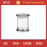 ガラスふたが付いている香料入り12ozガラス薬剤師の蝋燭の瓶