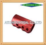 De deel-Douane van de Machine van China van de Delen van de Machine van het staal CNC van de Fabrikant van het Aluminium van de Jojo het Machinaal bewerken