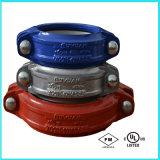 Grooved Rohrfitting und Kupplung mit ASTM a-536 Grad-duktilem Eisen