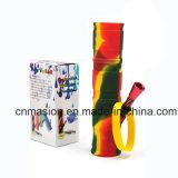 Tubulação de água do silicone da tubulação de fumo do petróleo do concentrado de Camo (DD3)