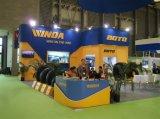 Neumático de coche de la marca de fábrica de la marca de fábrica de la marca de fábrica china con Gcc 165 / 70r13