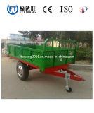 판매를 위한 농장 트랙터-트레일러 또는 반 트레일러 또는 상자 트레일러