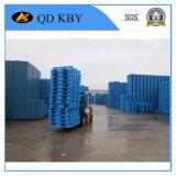 T55 Heavy Duty Inch Large Rackable Prateleira de plástico perfurado para indústria