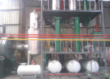 Inquinamento Free 10ton Used Diesel Oil Refining Machine