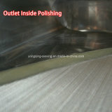 Tamis vibrant de criblage de rendement de manganèse rotatoire élevé d'acier inoxydable
