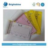 50g/55g/60g het veelkleurige NCR Document van het Exemplaar