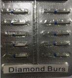 ra 다이아몬드 Burs 질 10PCS/Pack