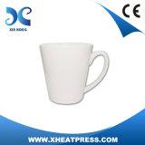 Tazza di ceramica del cono di sublimazione calda di vendita 12OZ