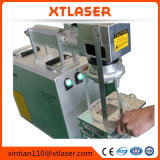 Bijou d'Ipg 50With de machine de découpage de laser de fibre faisant des machines