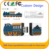 Venda por grosso de PVC 3D Personalizado Pen Drive Flash USB para amostra grátis (EG013)