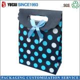 Bolsa de papel modificada para requisitos particulares del bolso del regalo