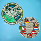 Customzied Metallmünzen-Förderung-Geschenk