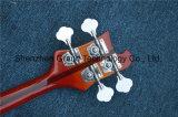 Jogos grandes da guitarra DIY/guitarra baixa feita sob encomenda de cordas de Rickenback 4 (GB-52)