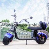"""""""trotinette"""" elétrico adulto sem escova da alta qualidade 1000W 62V/12ah, motocicleta elétrica do E-""""trotinette"""" de 2 rodas"""