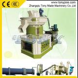 Bague vertical machine à granulés de bois de la biomasse die presse à pastilles (TYJ850-II)