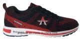 Pattini atletici di sport delle scarpe da tennis delle calzature tessuti Flyknit (816-9898)