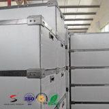 Da caixa plástica da folha de Twinwall o uso especial encaixota caixas rígidas da instalação