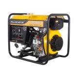 Seul Cyilnder 3kVA générateur diesel portable avec poignée et roues